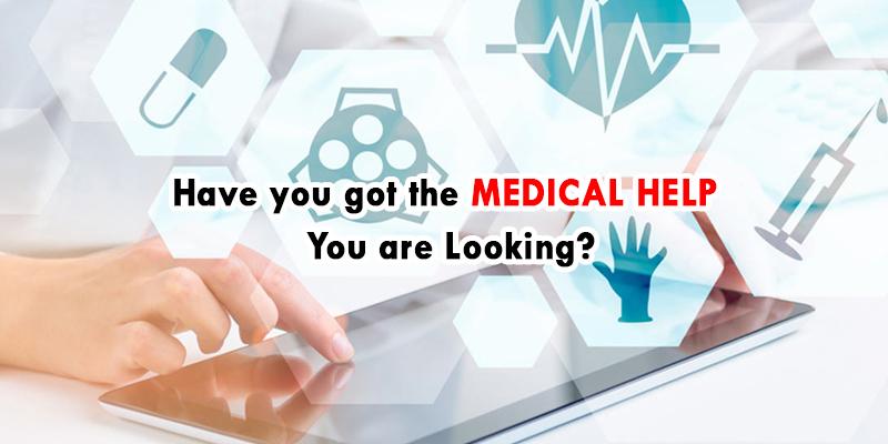 medical help you are seeking