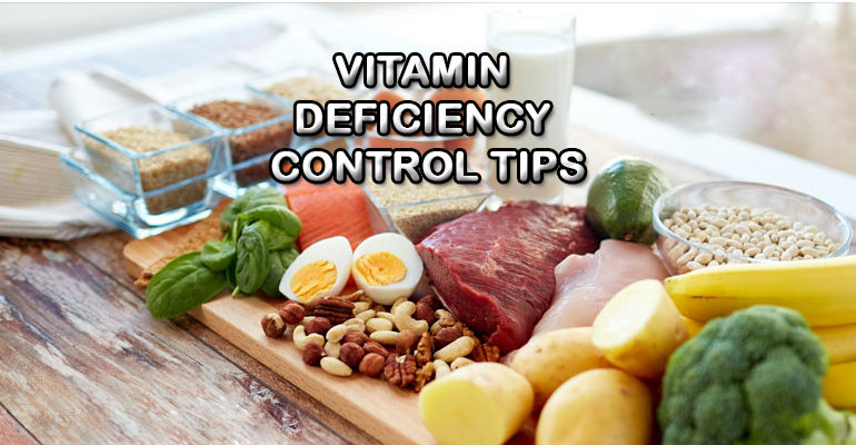 Vitamin Deficiency Cause and How to Handle It?