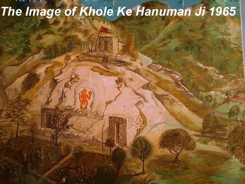 Khole-ke-Hanuman-Ji-Temple