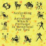 Attar based on Astrology