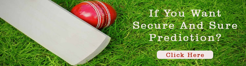 Cricket Prediction