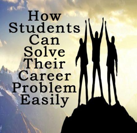 Solve Career Problem