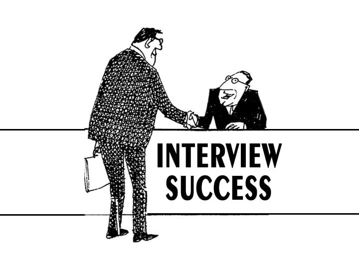 Success Tip for an Interview