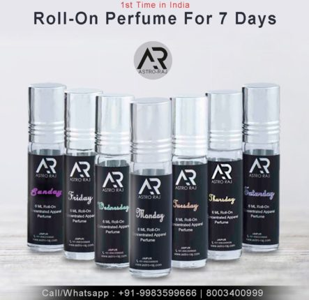 Perfume for 7 Days