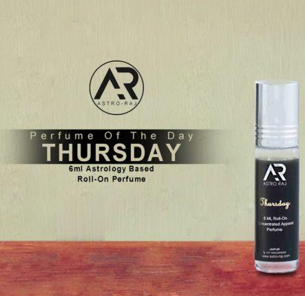 Perfume for Thursday