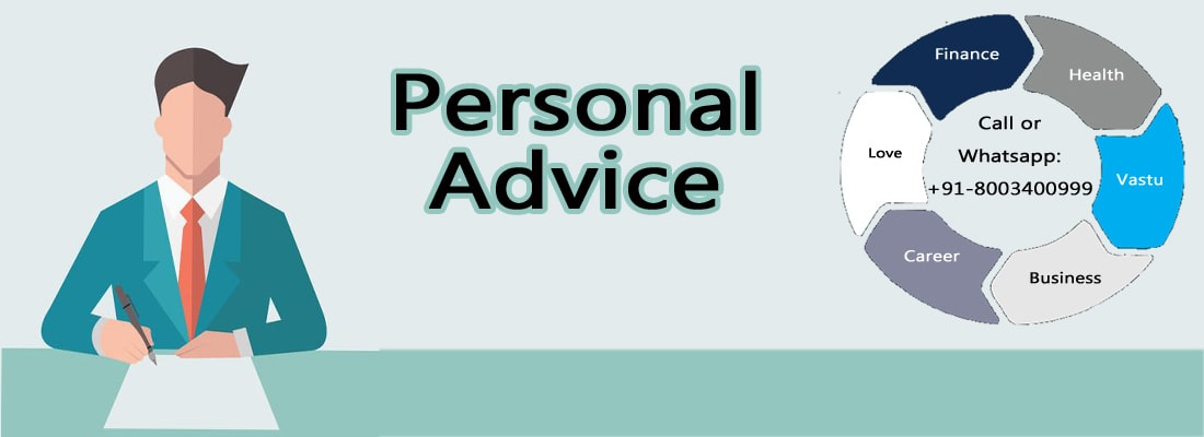 Personal Advisor in Jaipur