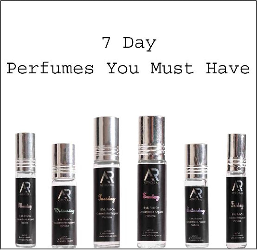 7 Must Have Roll on Perfumes Recommended by Astro-Raj