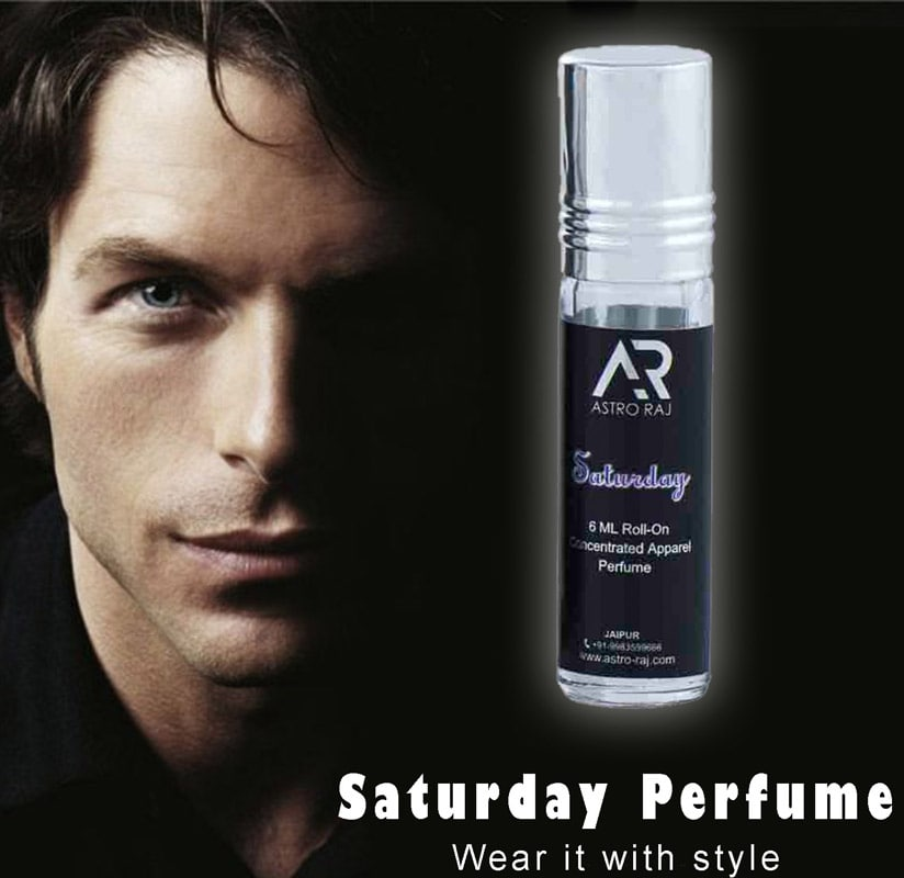 Saturday Perfume – Turn Your Magic On