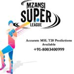 MSL T20 Predictions