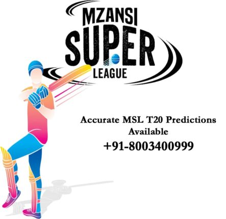 MSL-T20-Predictions