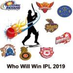 कौन जीतेगा आईपीएल 12