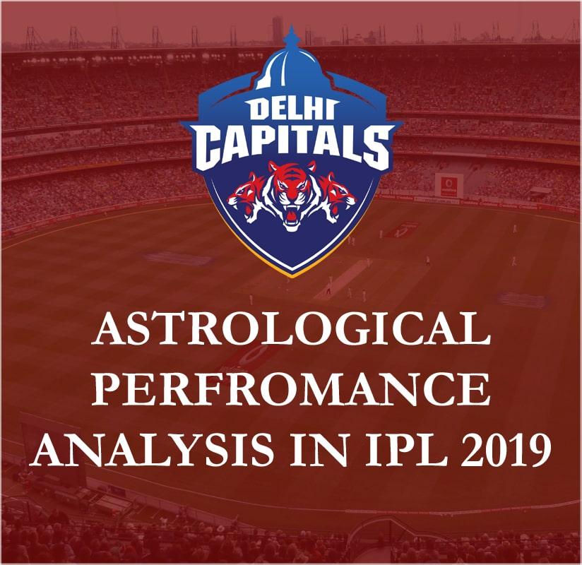Delhi Capitals Performance IPL 2019