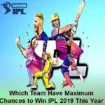 ipl 2019 predictions