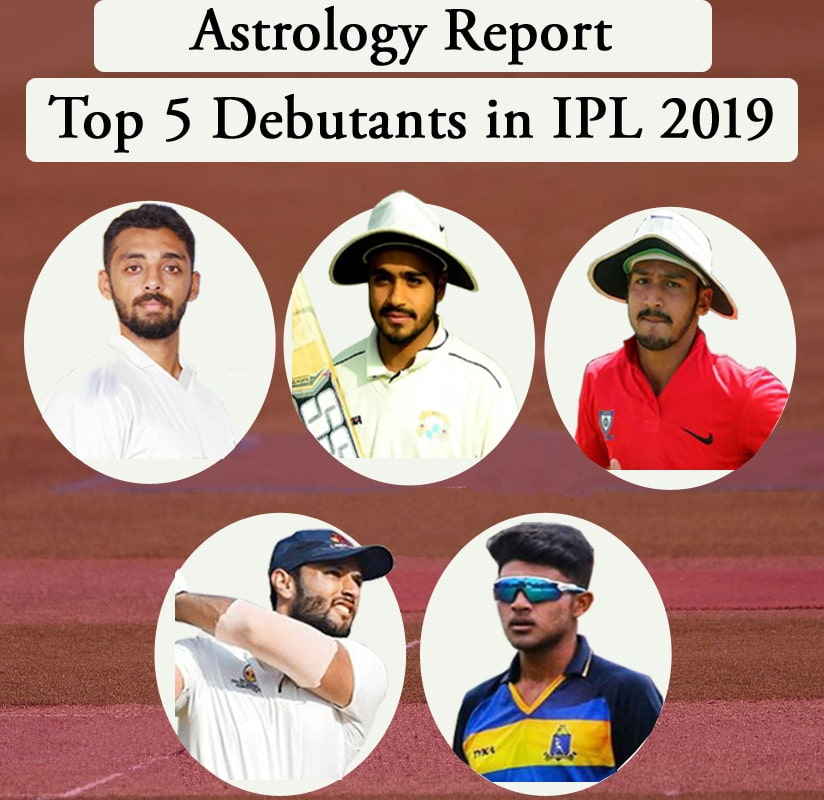 IPL 2019 – Top 5 Indian Debutants in IPL 2019
