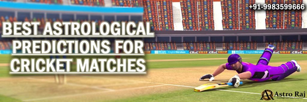 Best Astrological Predictions for Cricket Matches