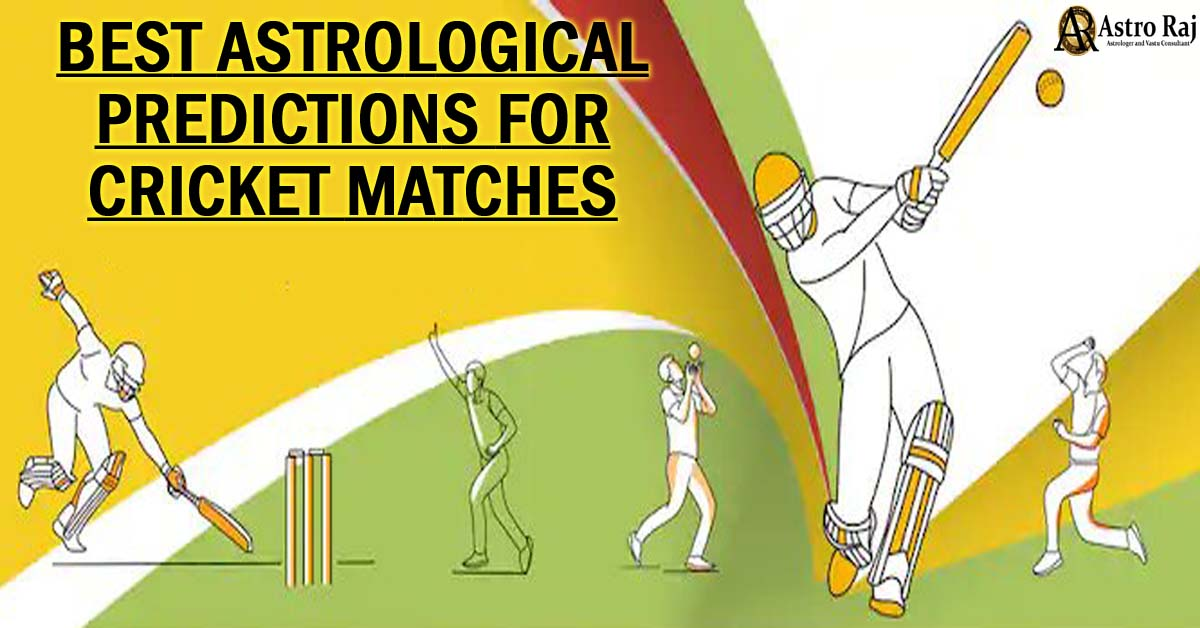 Best Astrological Predictions for Cricket