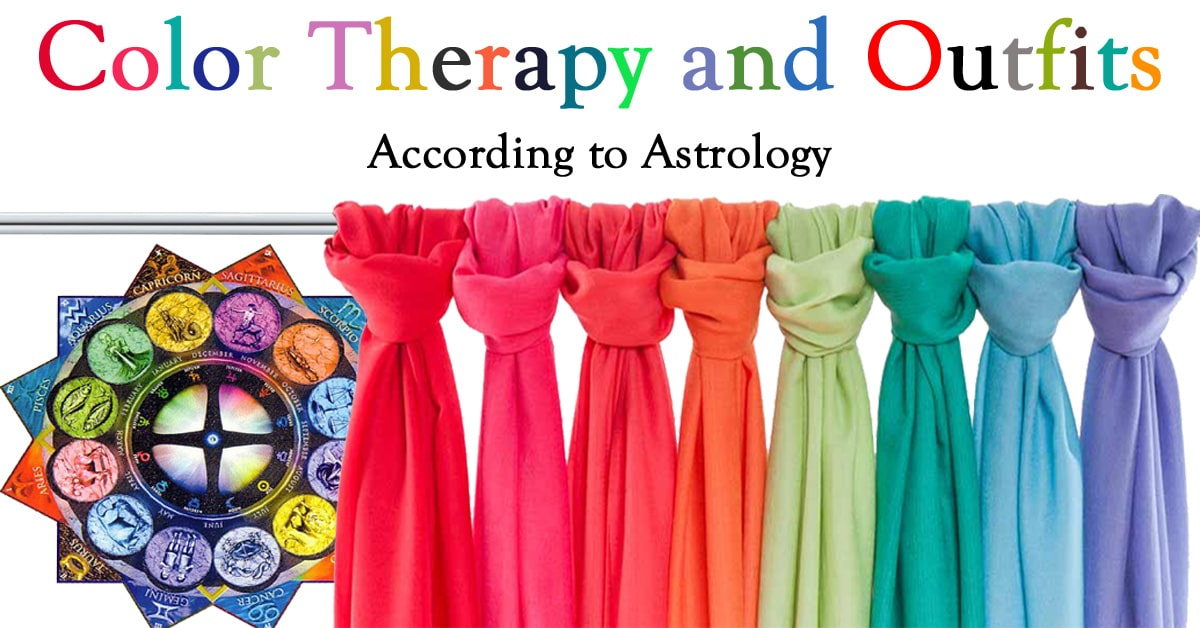 Color Therapy and Outfits