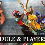 CPL 2019 Schedule and Players List