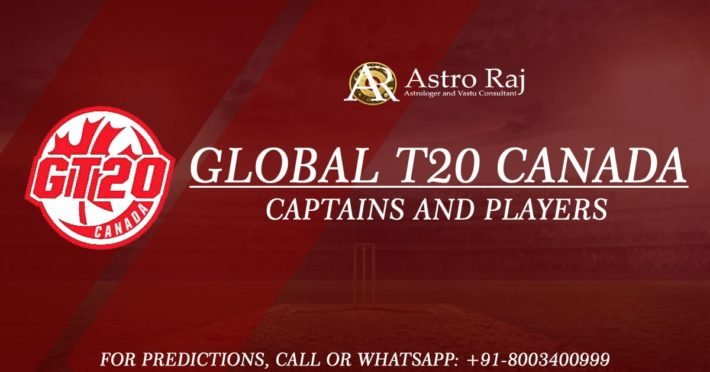 Global T20 Canada Team Captain and Players