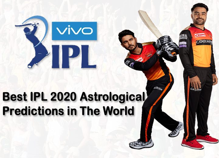 Who Will Win IPL 2020 Prediction by World Famous Astrologer