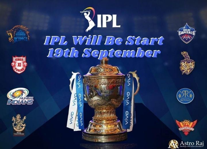 IPL T20 2020 will be Start from 19th Sep – IPL T20 Match Prediction