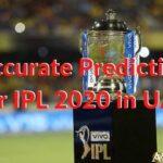 ipl 2020 in uae schedule
