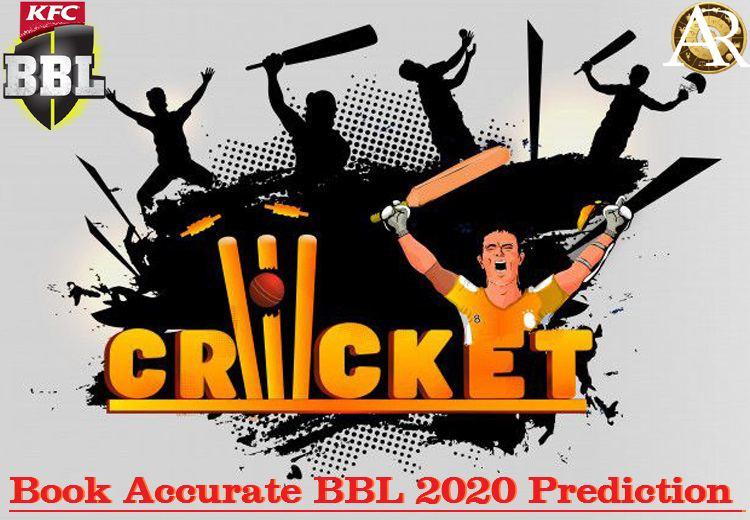 Big Bash 2020 Schedule | Get Big Bash T20 League Prediction