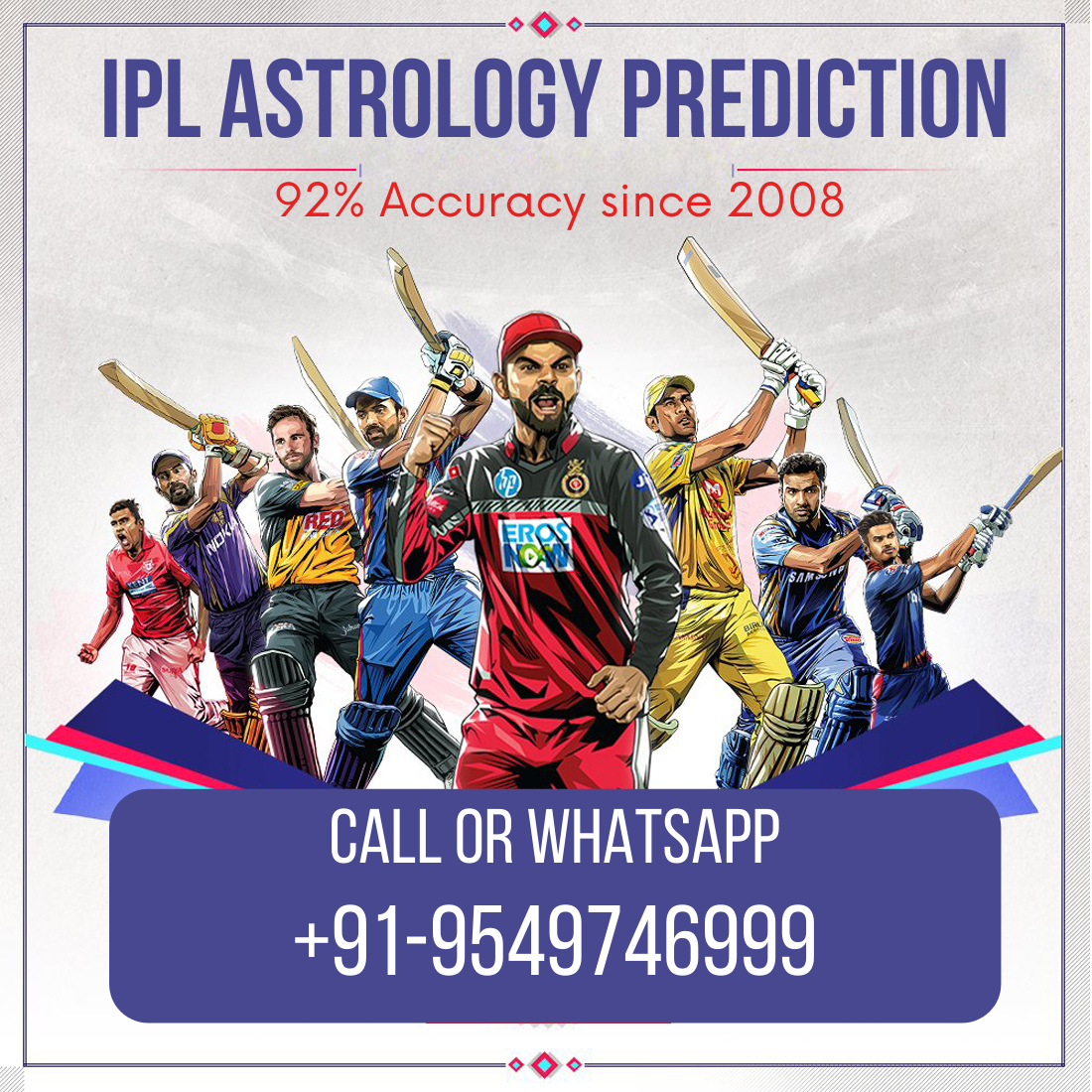 IPL 2021 ASTROLOGY PREDICTIONS BY ASTROLOGER