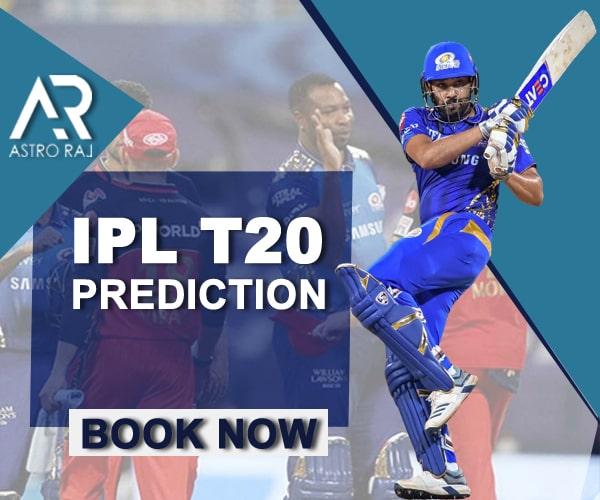 Get IPL Prediction by Astrologer – IPL 2021
