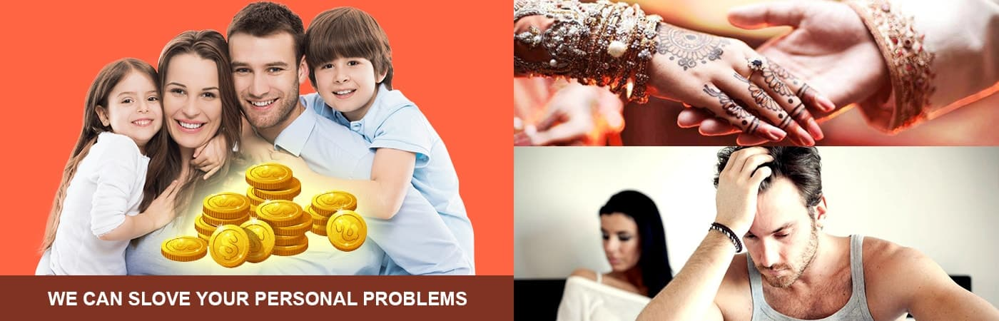 Personal Problems Solutions