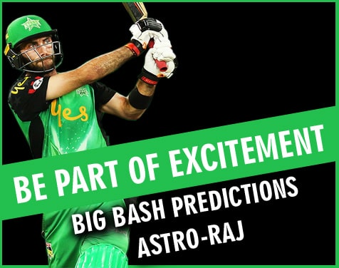 BBL T20 Predictions Astrology