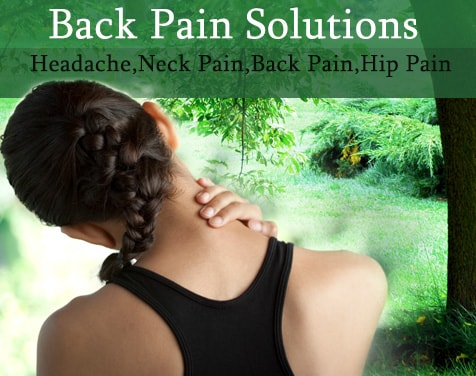 Back Pain Problems Easy Home Remedies