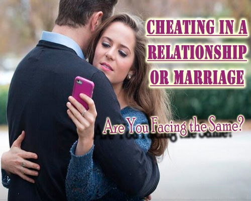 Cheating in a Relationship