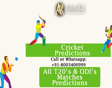 Cricket Prediction Sites