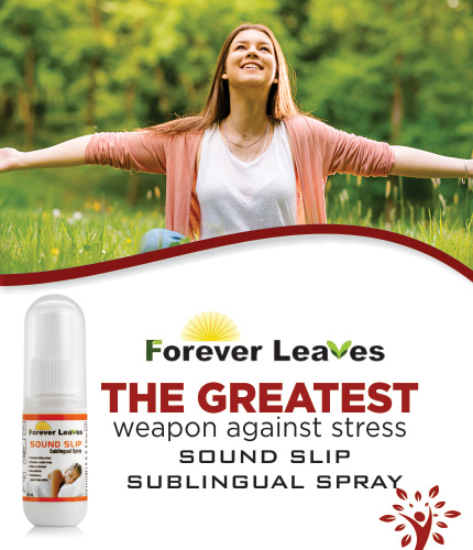 Forever Leaves Sound Slip Spray