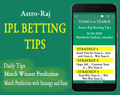 Ipl betting tips for today match vegas online betting sportsbook