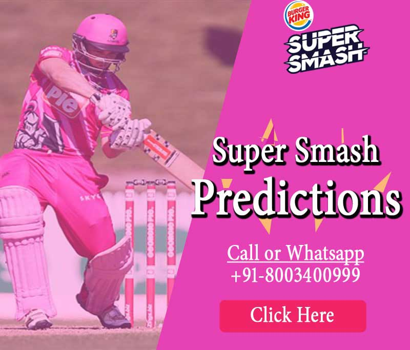 Super Smash T20 Astrology Predictions