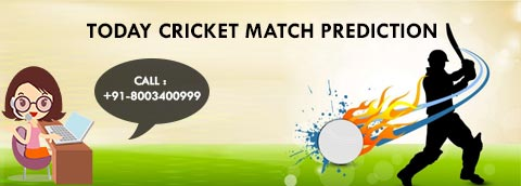 Today Cricket Prediction