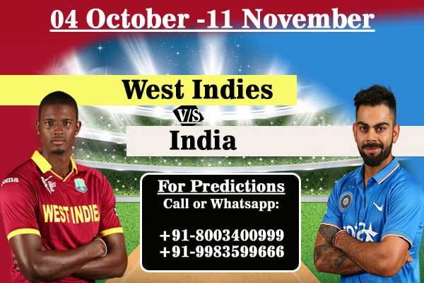 Who Will Win Prediction