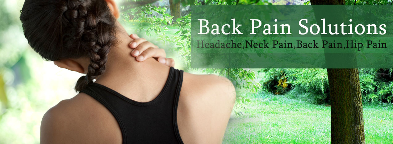 Solution for Back Pain Problems