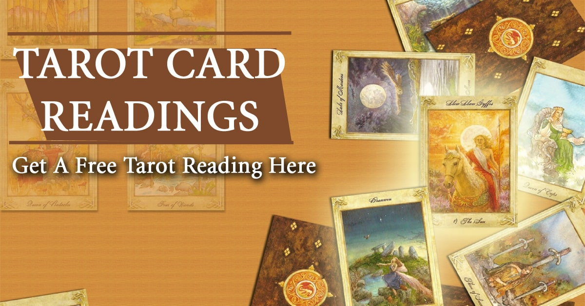 Free Tarot Card Reading Online - Daily Tarot Reading Astrology